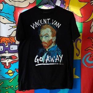 Vincent Van Go away T-shirt